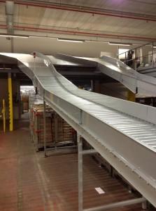 Amazon Gravity Conveyors