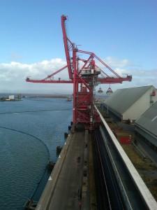 No.4 Crane - Portbury Docks